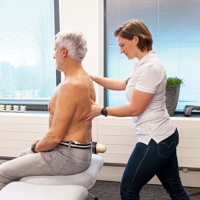 Gratis rugcheck Chiropractie Tiel